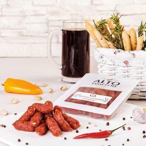 Мини-салями острые (упаковка 150 гр.)